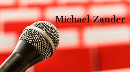 3 Fragen an Michael Zander