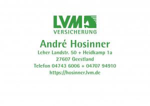 LVM Versicherung Hosinner
