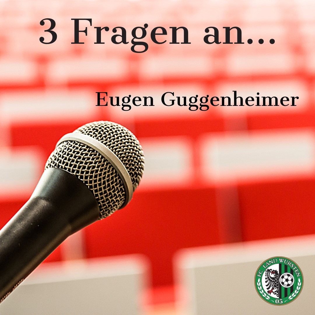 You are currently viewing 3 Fragen an Eugen Guggenheimer