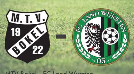Testspiel: MTV Bokel – FC Land Wursten