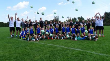 JSG WNK-Fußballschule war ein voller Erfolg
