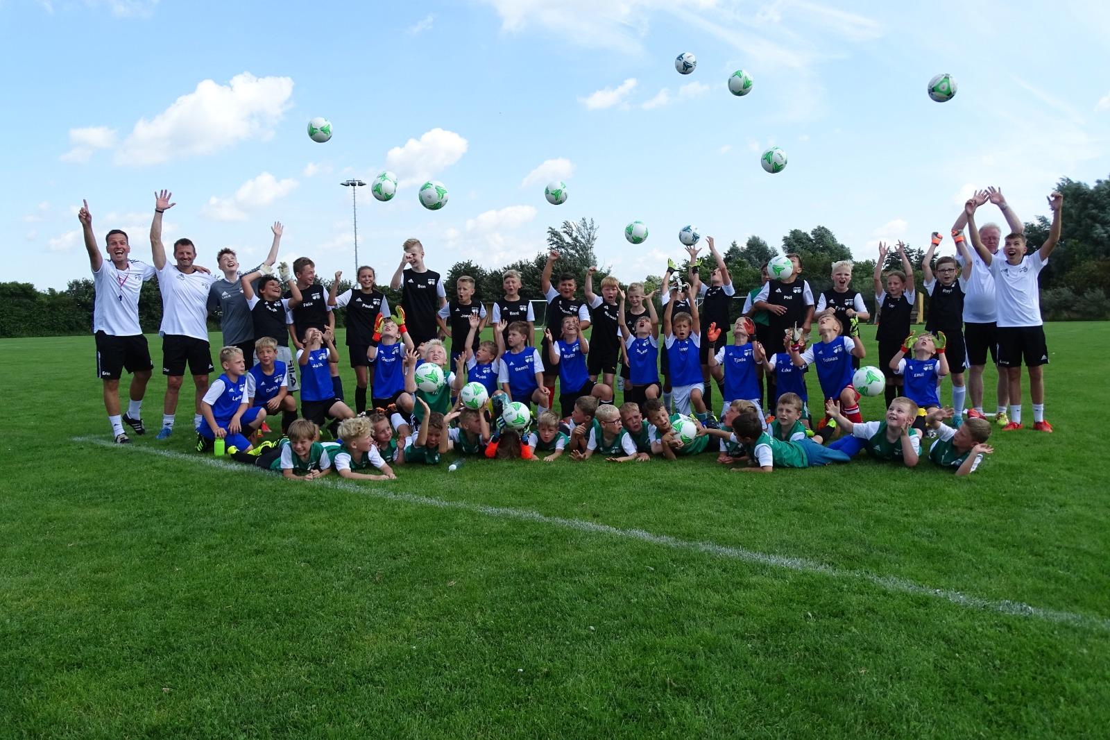 Read more about the article JSG WNK-Fußballschule war ein voller Erfolg