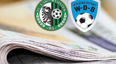 Punktspiel (6. Spieltag) vom 19.09.21 in Midlum: FC Land Wursten – SG WDB 3:2 – Spielbericht