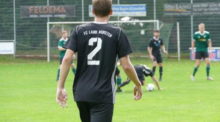 Punktspiel (5. Spieltag) vom 12.09.21 in Hagen: FC Hagen/Uthlede II – FC Land Wursten 0:0 – Spielbericht und Bilder