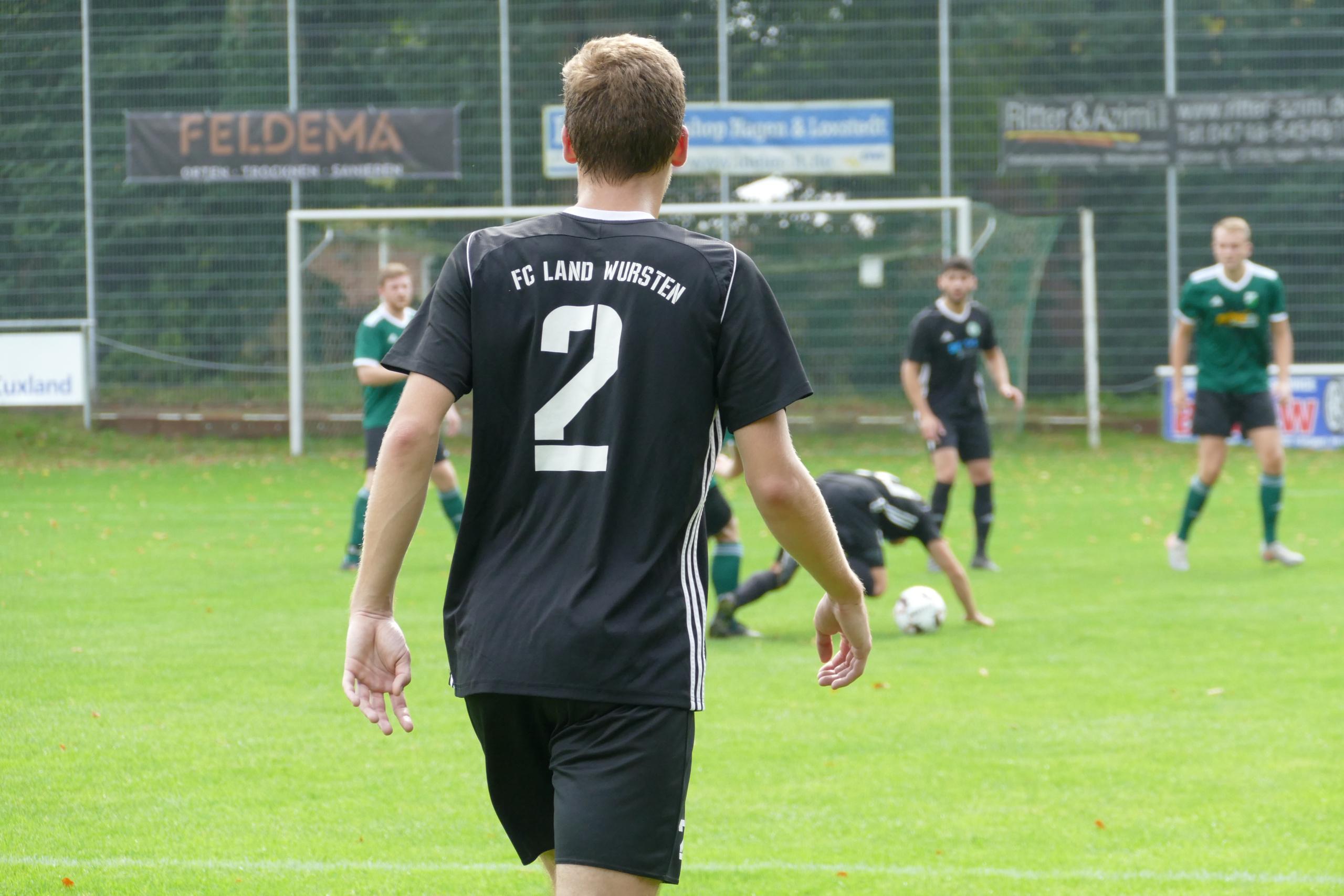 You are currently viewing Punktspiel (5. Spieltag) vom 12.09.21 in Hagen: FC Hagen/Uthlede II – FC Land Wursten 0:0 – Spielbericht und Bilder